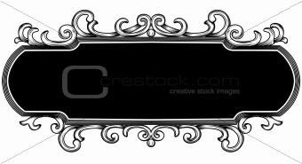 titling frame