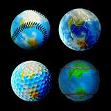 Sporty Globes