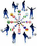 2010 Soccer Football Match