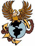 Phoenix Anchor Globe