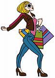 Stylish Shopper