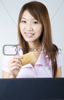 asian businesswomen