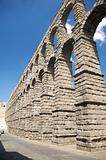 great roman segovia aqueduct