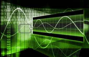 Green Web Internet Online Growth