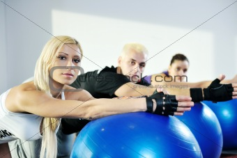 fitness group