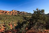 Red rock in Sedona
