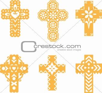 Crosses Ornate
