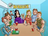 burger teens