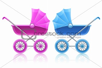 carriages for baby transportation