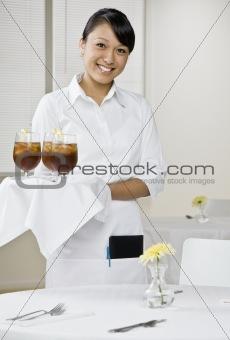 Female Server