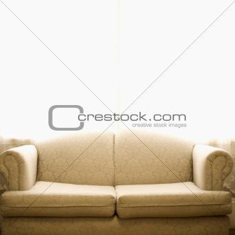 Love seat.
