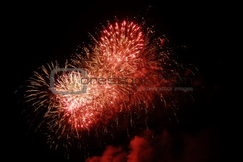 Fireworks and firecrackers