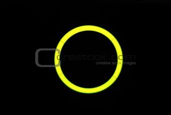 Green button/green circle