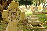 Old gravestone