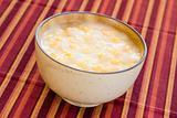Corn Porridge - Caribbean Style