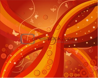 Abstraact background - vector