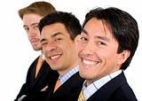 Informal Business team