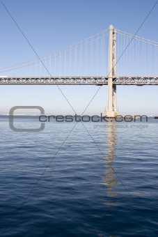 Bay Bridge Portrait