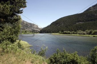 Sioux Charlie Lake, Montana
