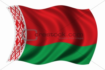 Flag of Belarus