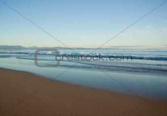 a nice beach