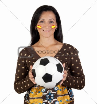 Follower of the Spanish soccer team