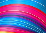 candy rainbow twist