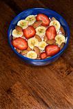 Breakfast Bowl on Table