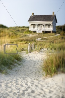 Cottage on Beach