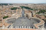 St Peter's Square and Vatican City