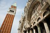Bell Tower at St Mark&#39;s Basilica