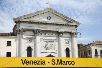 Church at Venezia San Marco