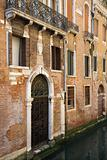 Ornate Facade of Venetian Home