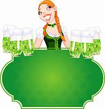 Invitation to the St. Patrick's Day