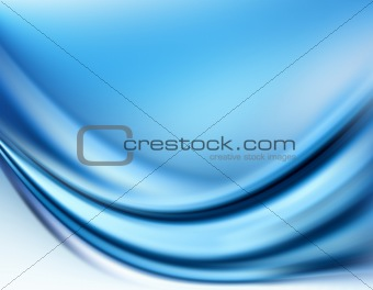 Abstract blue