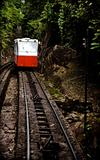 Mountain tram service
