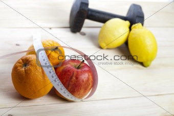 Fitness fruit