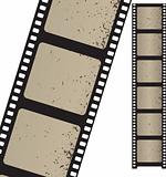 Vector filmstrip.