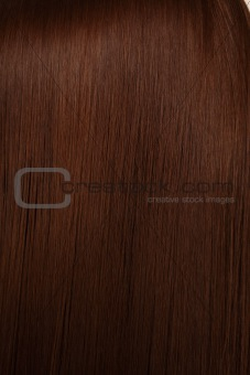 beautiful shine hair