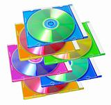 Compact Disc in Plastic Case