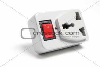 Power Adaptor with Switch