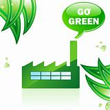 Go Green Glossy Factory.
