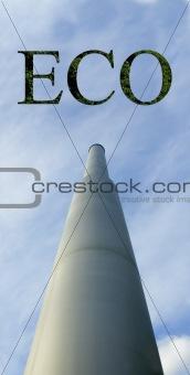 Clean smokestack