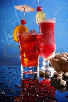 Four happy drinks