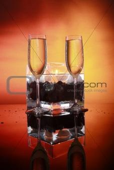 Celebration bubbly