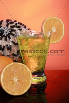Tom Collins, Triple Sec or Mulled orange wine