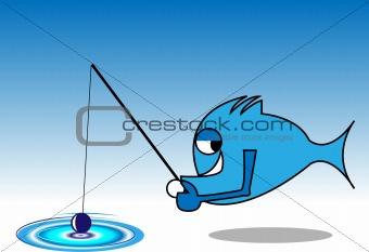 Fish Gone Fishing