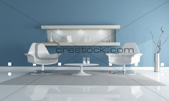 clear blue realx lounge