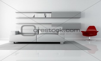 gray lounge