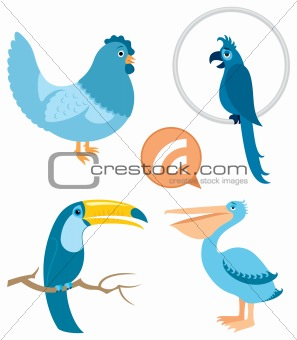 Blue Birds Part 1
